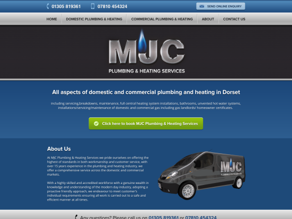 MCJ Plumbing And Heating Services