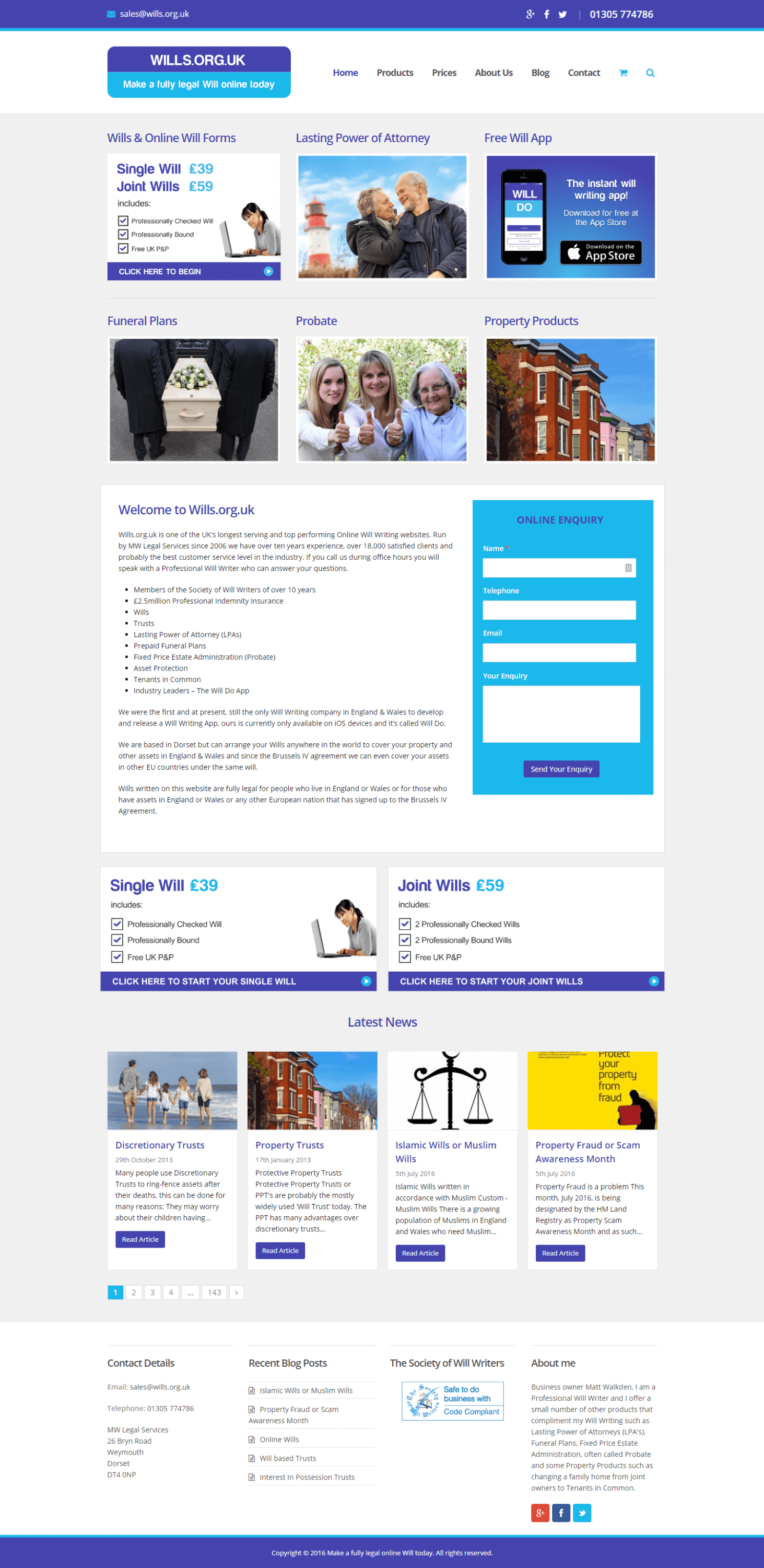 MW Legal Services