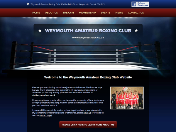 Weymouth Amateur Boxing Club