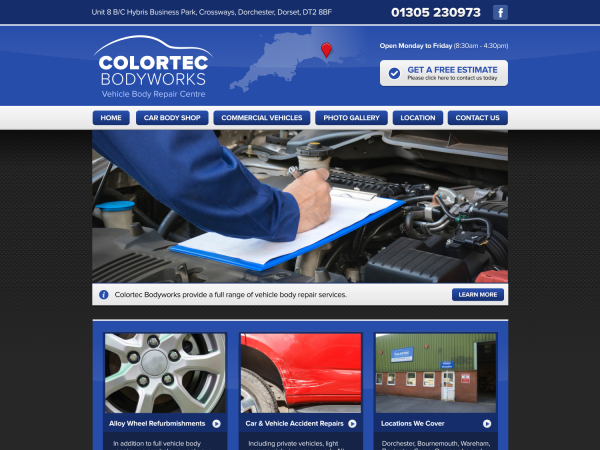 Colortec Bodyworks Ltd