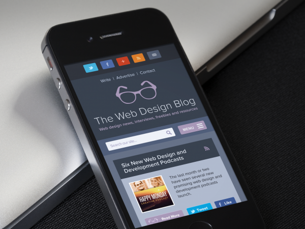 The Web Design Blog