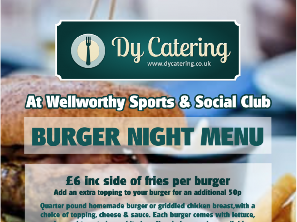 Dy Catering Leaflet Design