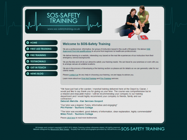 SOS Safety Training