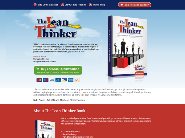 The Lean Thinker