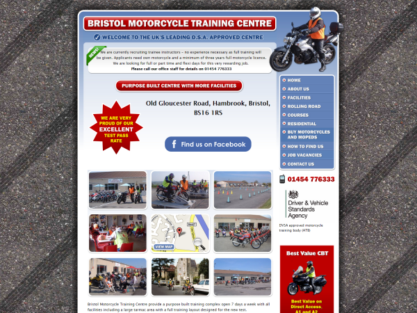 Bristol Motorcycle Training Centre