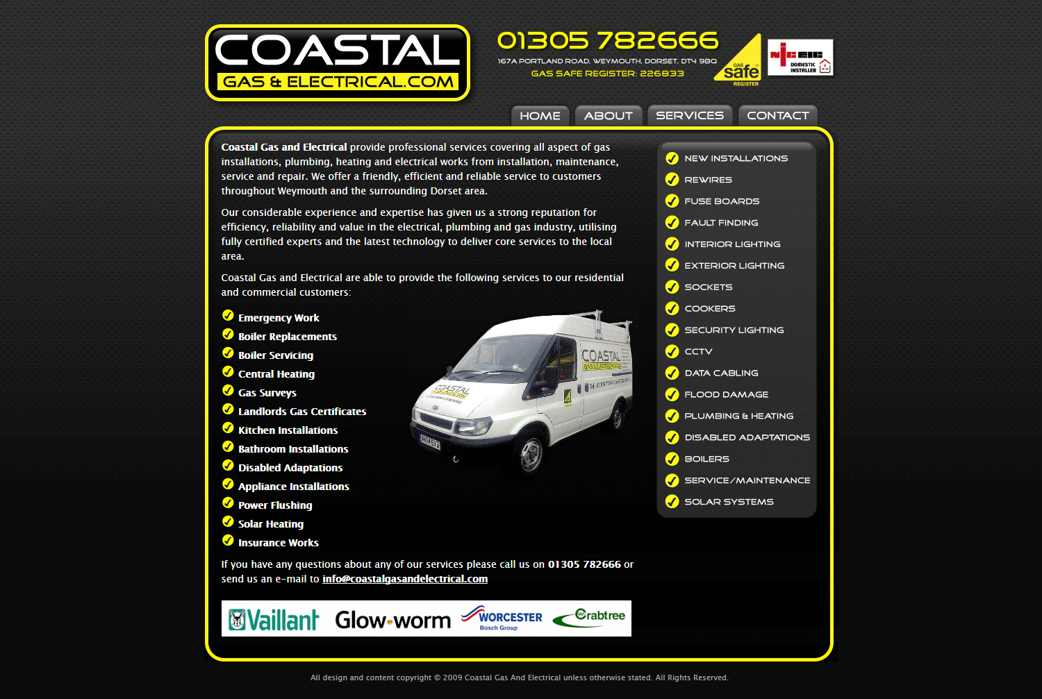 Coastal Gas & Electrical