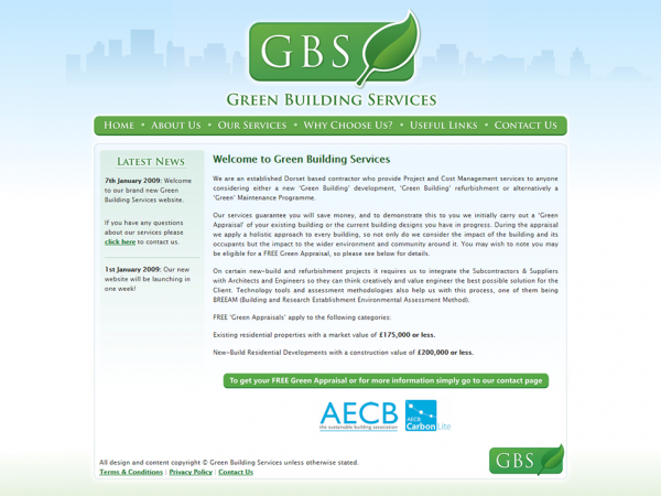 Green Building Services