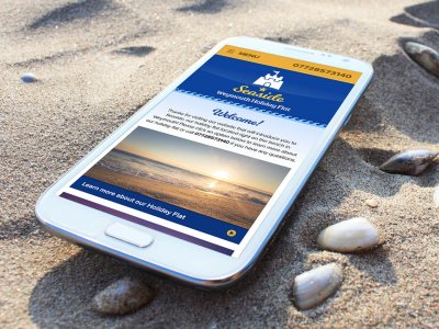Online Booking Calendar Website For Weymouth Holiday Flat