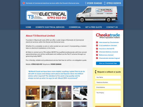 T3 Electrical